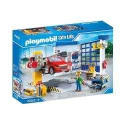 Playmobil City Life Car Repair Garage Συνεργείο Αυτοκινήτων 70202 4008789702029