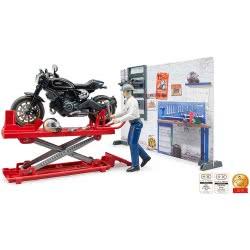 bruder Bworld Motorcycle Service BR062101 4001702621018