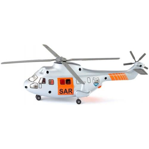 siku Transport Helicopter Ελικόπτερο Μεταφοράς Διάσωσης 1:50 SI002527 4006874025275