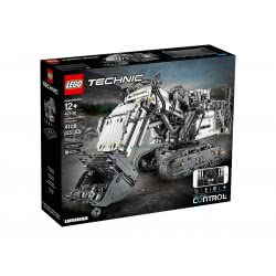 LEGO Technic Liebherr R9800 Excavator 42100 5702016369915