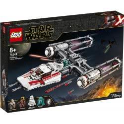 LEGO Star Wars Resistance Y-Wing Starfighter Αστρομαχητικό Γουάι-Γουίνγκ Της Αντίστασης 75249 5702016370744