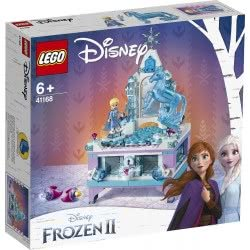 LEGO Disney Princess Elsas Jewellery Box Creation 41168 5702016368659