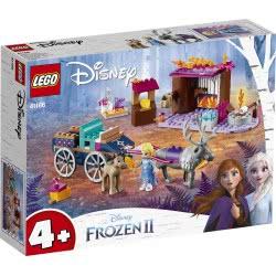 LEGO Disney Princess Elsas Wagon Adventure 41166 5702016368635