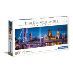 Clementoni Puzzle 1000Τεμ. Panorama London 1220-39485 8005125394852
