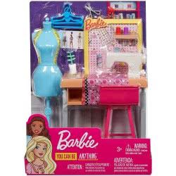 Mattel Barbie Career Places Fashion Design Studio FJB25 / FXP10 887961696967