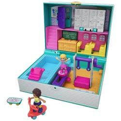 Mattel Polly Pocket Pocket World Minnie Middle School FRY35 / GFM48 887961765915