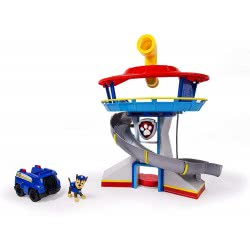 Spin Master Paw Patrol My Size Lookout Tower Playset 20071670 778988070024