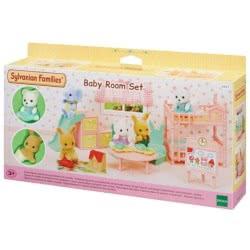 Epoch Sylvanian Families: Baby Room Set Έπιπλα Για Βρεφικό Δωμάτιο 5397 5054131053973
