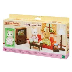 Epoch Sylvanian Families: Living Room Set 5379 5054131053799