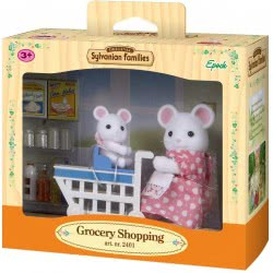 Epoch Sylvanian Families: Grocery Shopping 5043 5054131050439