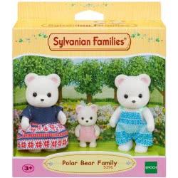 Epoch Sylvanian Families: Polar Bear Family 5396 5054131053966