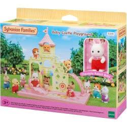 Epoch Sylvanian Families: Baby Castle Playground Κάστρο Παιδότοπος 5319 5054131053195