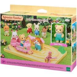 Epoch Sylvanian Families: Choo Choo Train 5320 5054131053201