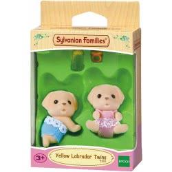 Epoch Sylvanian Families: Labrador Twins Δίδυμα Μωρά 5189 5054131051894