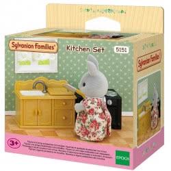 Epoch Sylvanian Families: Kitchen Set 5151 5054131051511