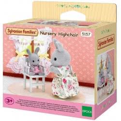 Epoch Sylvansylvanian Families: Nursery High Chair 5157 5054131051573