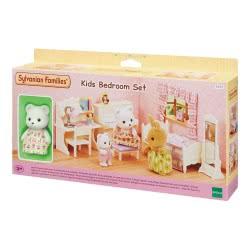Epoch Sylvanian Families: Kids Bedroom Set Επιπλα Για Παιδικό Δωμάτιο 5377 5054131053775