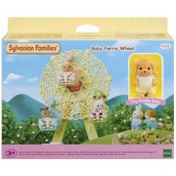 Epoch Sylvanian Families - Baby Ferris Wheel Ρόδα Του Λούνα Παρκ 5333 5054131053331