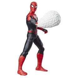 Hasbro Spider-Man: Far From Home Web Punch Spider-Man 15 Εκ. E3547 / E4118 5010993620722