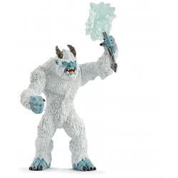 Schleich Eldrador Ice Monster With Weapon SC42448 4055744020940