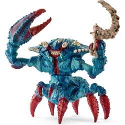 Schleich Eldrador Battle Crab With Weapon SC42495 4055744029967