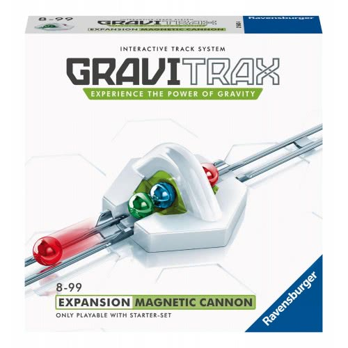 Ravensburger Gravitrax Expansion Accessories Magnetic Cannon 26095 4005556260959