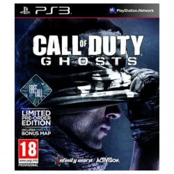 Activision PS3 Call Of Duty Ghosts Free Fall Limited Edition 5030917126079 5030917126079