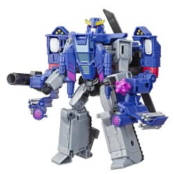 Hasbro Transformers Cyberverse Spark Armor Megatron and Chopper Cut E4220 / E4327 5010993600397