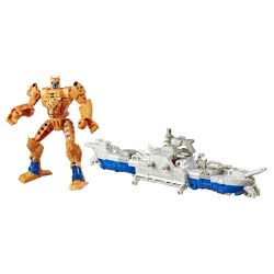 Hasbro Transformers Cyberverse Spark Armor Cheetor and Sea Fury E4220 / E5559 5010993604777
