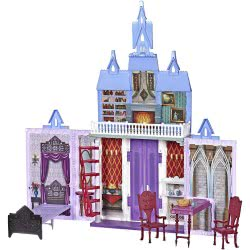 Hasbro Disney Frozen II Fold and Go Castle Arendelle Playset E5511 5010993615254