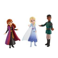 Hasbro Disney Frozen II Έλσα, Άννα και Ματίας Κούκλες Μόδας E5504 / E6912 5010993605361