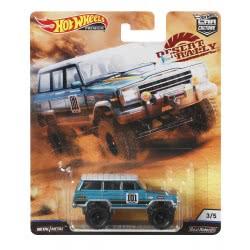 Mattel Hot Weels Street Tuners - Jeep Grand Wagoneer 88 Συλλεκτικό Αγωνιστικό FPY86 / FYN70 887961707533