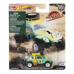 Mattel Hot Weels Street Tuners - VolksWagen Baja Bug Collectible Die-Cast FPY86 / FYN72 887961707434