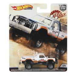 Mattel Hot Weels Street Tuners - Dogde Macho Power Wagon 80 Συλλεκτικό Αγωνιστικό FPY86 / FYN73 887961707496