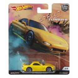 Mattel Hot Weels Street Tuners - 95 Mazda RX-7 Συλλεκτικό Αγωνιστικό FPY86 / FYN75 887961707359