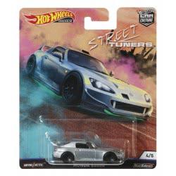 Mattel Hot Weels Street Tuners - Honda S2000 Collectible Racing Die-Cast FPY86 / FYN77 887961707328
