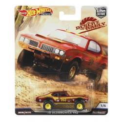 Mattel Hot Weels Street Tuners - 70 Oldsmobile 442 Collectible Die-Cast FPX96 / FYN74 887961707489