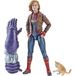 Hasbro Marvel Legends Captain Marvel - Captain Marvel and Goose the Cat E3542 / E3888 5010993580064