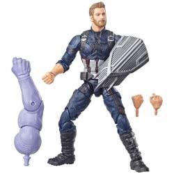 Hasbro Marvel Legends Series Avengers Infinity War - Captain America E0857 / E3980 5010993583058