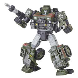Hasbro Transformers Generations War for Cybertron Deluxe WFC-S9 Autobot Hound E3432 / E3537 5010993550340