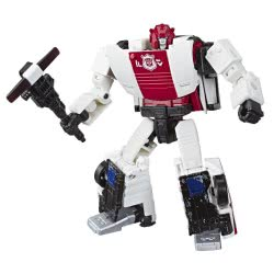 Hasbro Transformers Generations War for Cybertron Deluxe WFC-S35 Red Alert E3432 / E4496 5010993609277