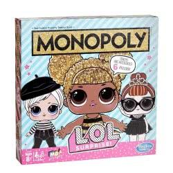 Hasbro Monopoly L.O.L. Surprise Επιτραπέζιο E7572 5010993654758