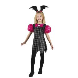CLOWN Carnaval Costume Little Draculina Νο. 04 21104 5203359211041