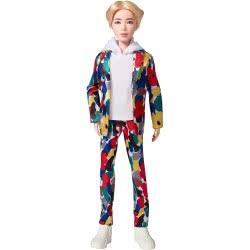 Mattel BTS Jin Idol Doll GKC86 / GKC88 887961823653