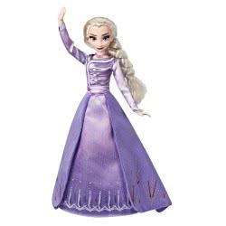 Hasbro Disney Frozen II Arendelle Elsa Deluxe Fashion Doll E5499 / E6844 5010993605217