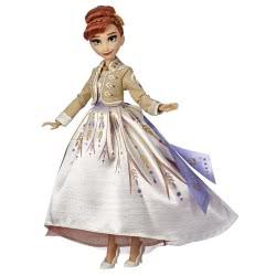 Hasbro Disney Frozen II Arendelle Anna Deluxe Fashion Doll E5499 / E6845 5010993605231