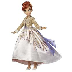 Hasbro Disney Frozen II Arendelle Άννα Κούκλα Deluxe E5499 / E6845 5010993605231
