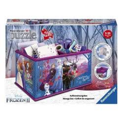 Ravensburger 3D Puzzle Disney Frozen II Κουτί Αποθήκευσης Ψυχρά K Ανάποδα 2 216 Τεμ. 12122 4005556121229