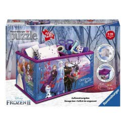 Ravensburger 3D Puzzle Disney Frozen II Storage Box 216 Pieces 12122 4005556121229