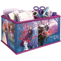 Ravensburger 3D Puzzle Disney Frozen II Storage Box 216 Pieces 12122 4005556121229